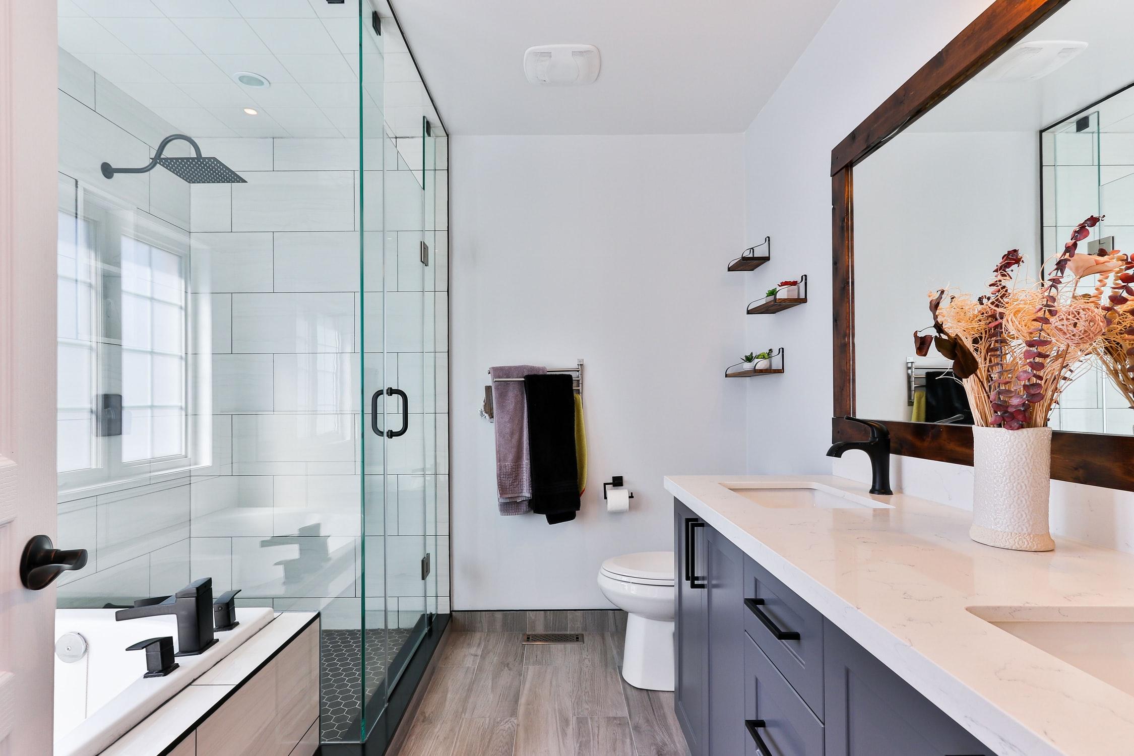 Bath & Shower Installation